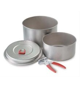 Titanium 2 pot Set