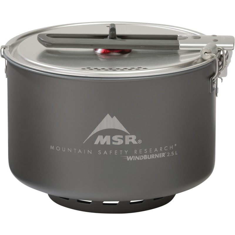 WindBurner Sauce Pot