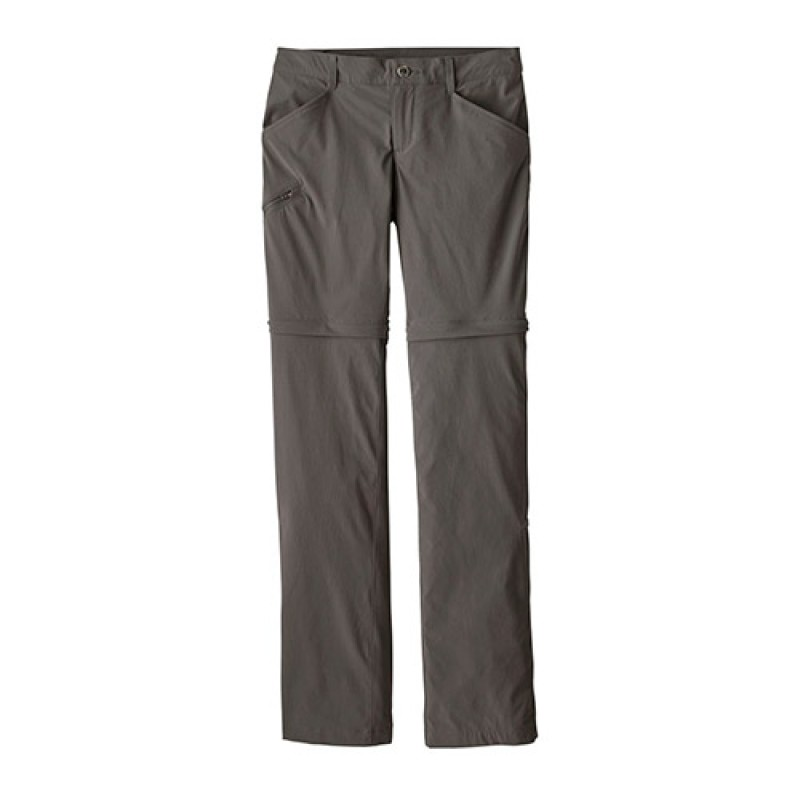 Patagonia Quandary Convertible Pants Regular